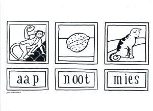 Kleurplaten Aap Noot Mies.Kleurboek De Jaren 50 En 60 Voor Mensen Met Dementie