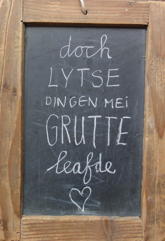 friese spreuken liefde Leafde – kleur & vertel friese spreuken liefde